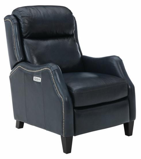 $1,520.00 ISSAC LEATHER RECLINER