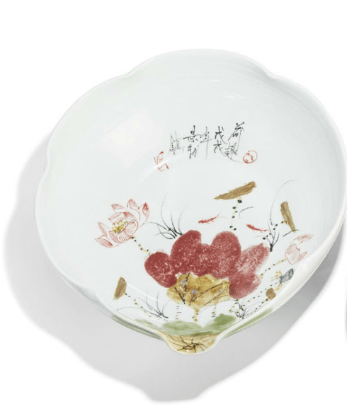 LG. JAPANESE BLOSSOM BOWL collection with 1 products