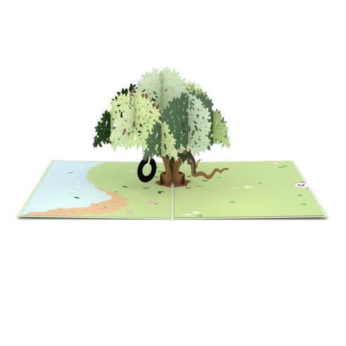 $13.00 Live Oak 3D Card