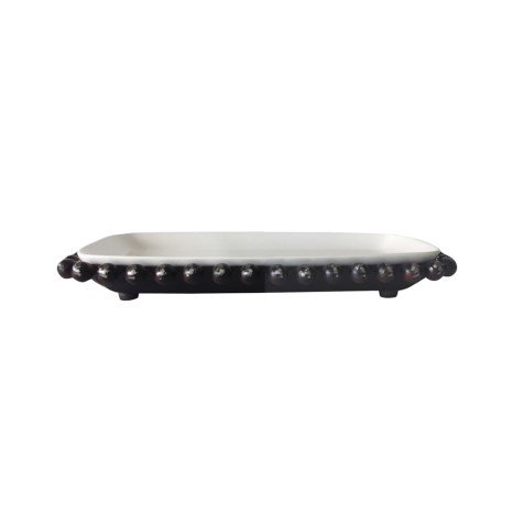 $690.00 MONTERREY SERVER WITH BLANCHED