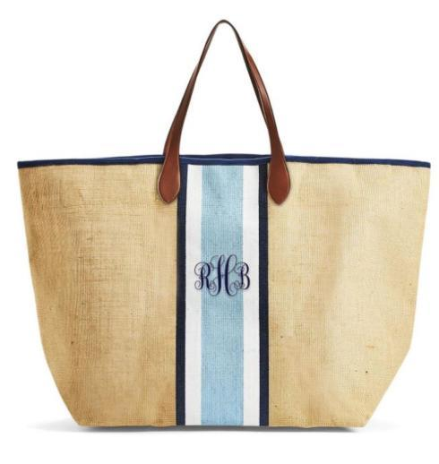 ASST. SANTORINI JUTE TOTE collection with 1 products