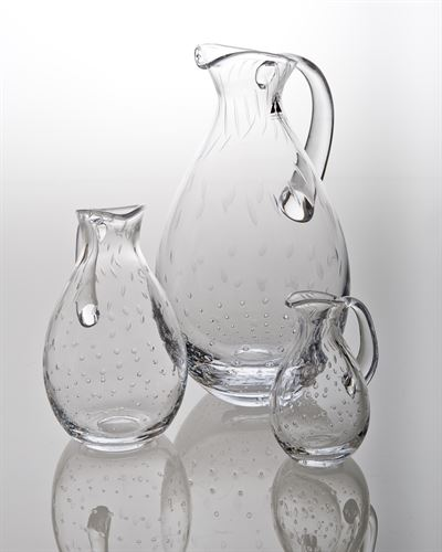 $75.00 DEW DROP SEEDED PITCHER