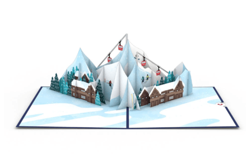 Ski Village Card collection with 1 products