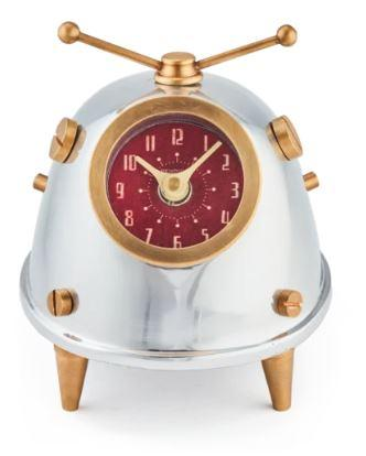 $115.00 SPACE BUG TABLE CLOCK