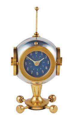 $125.00 SPACEMAN TABLE CLOCK