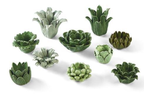 ASST. SUCCULENT TEALIGHT CANDLE HOLDERS collection with 1 products