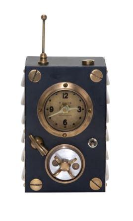 $225.00 TRANSMITTER TABLE CLOCK