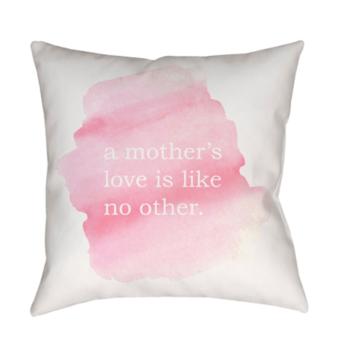 $70.00 Mother\'s Love Pillow