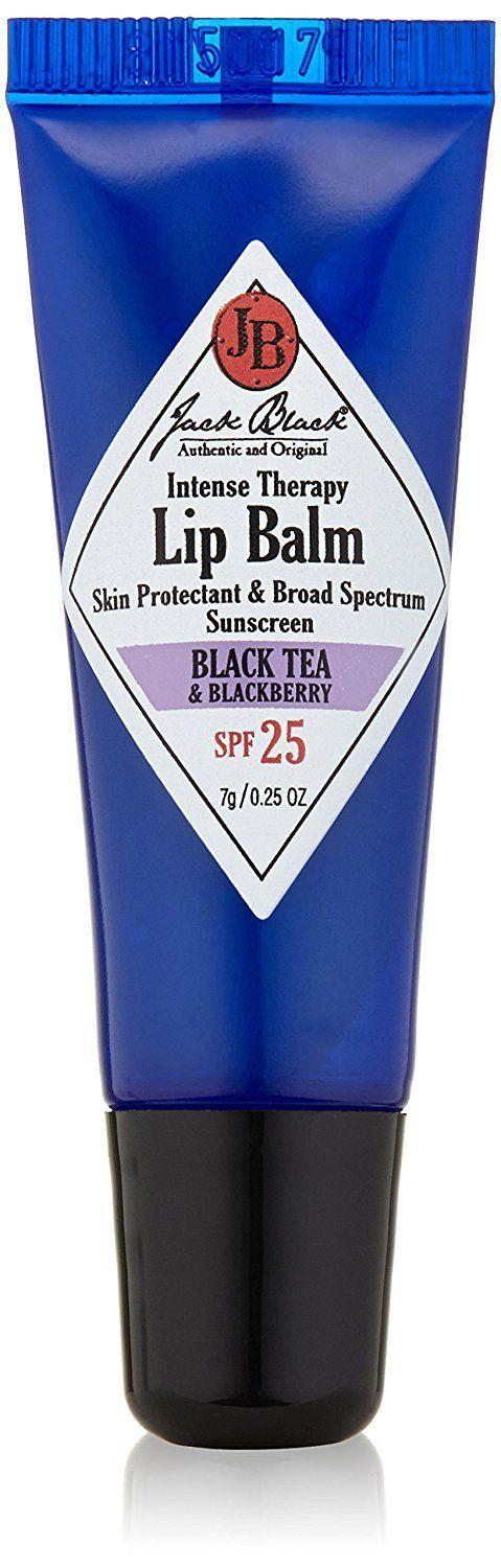 BLACK TEA LIP BALM .25oz collection with 1 products