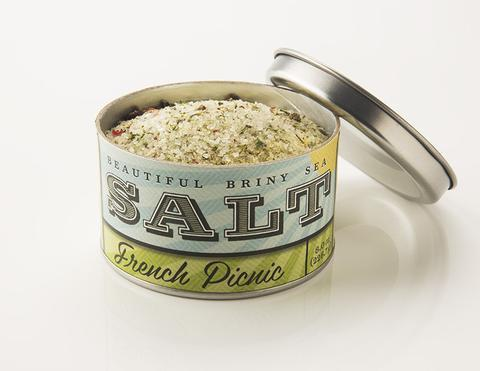 $8.00 French Picnic Salt