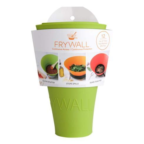 "$29.00 FRYWALL 12"" GREEN"