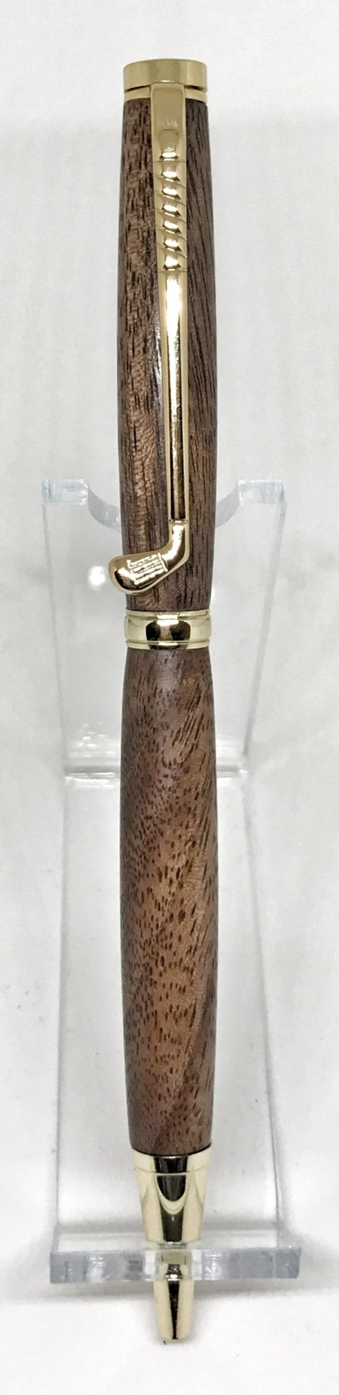 $60.00 MACHIN GOLF PEN WALNUT