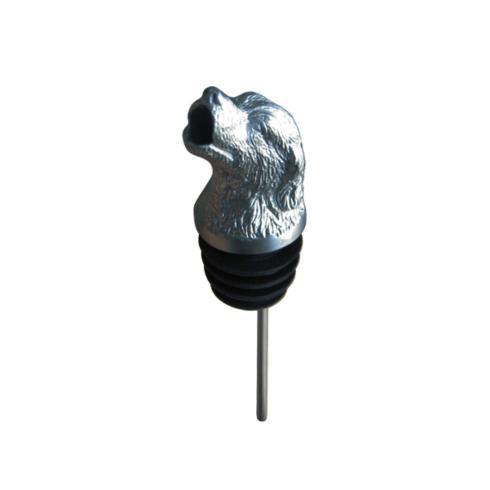 MENAGERIE GOLDEN RETRIEVER WINE POURER image