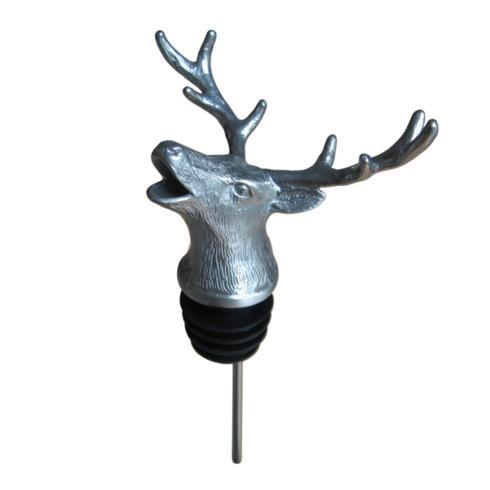 MENAGERIE STAG WINE POURER