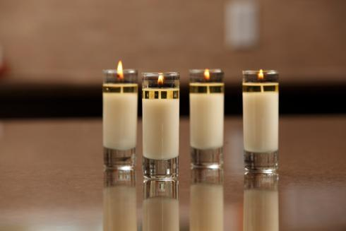 SALT & SAGE VOTIVE collection with 1 products