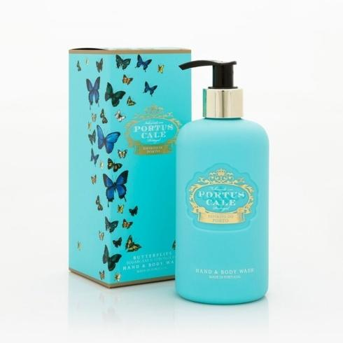 $25.00 Portus Cale Butterflies Body and Hand Wash