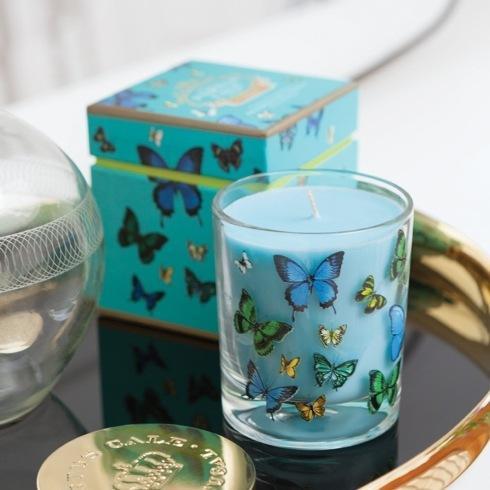 $39.50 Portus Cale Butterflies Candle
