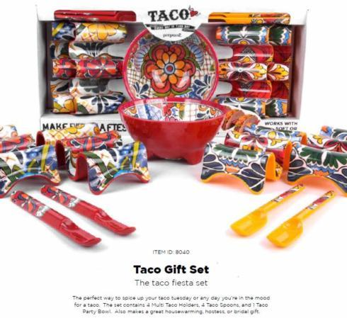 Taco Gift Set  collection with 1 products