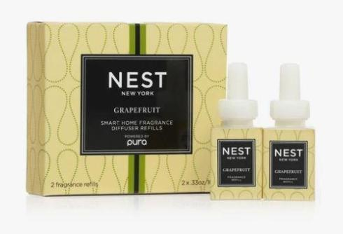 Grapefruit Refill Duo for Pura Smart Home Fragrance Diffuser