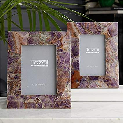$117.00 AMETHYST PHOTO FRAME
