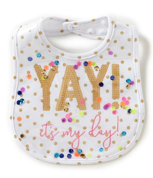 $17.00 YAY IT\'S MY DAY BIB