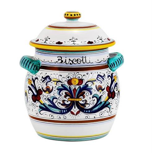 $258.00 Traditional Biscotti Jar