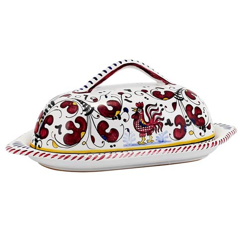 $88.00 Butter Dish with Cover
