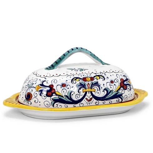 $78.00 Butter Dish w cover