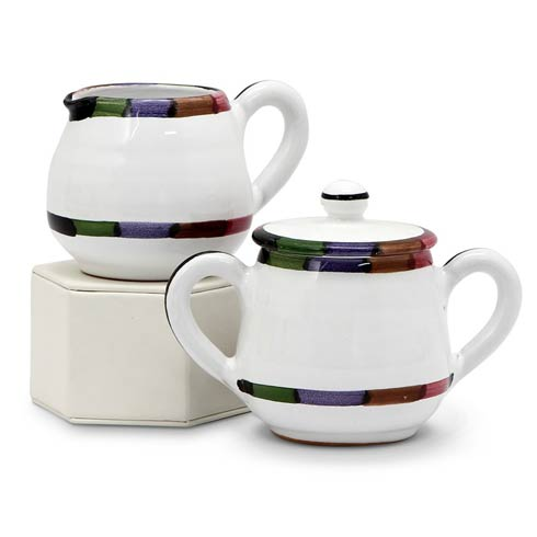 $64.00 Sugar and Creamer Set