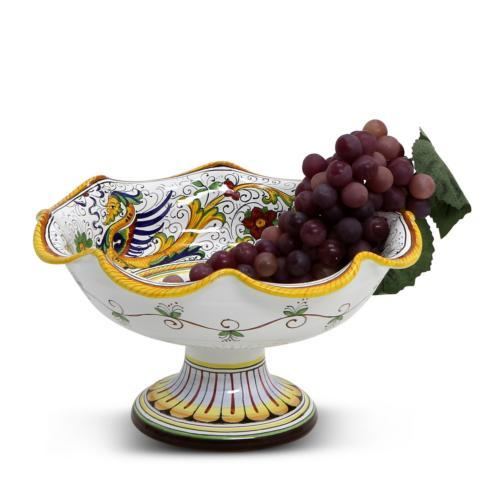 $400.00 Large Footed Bowl