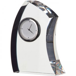 $85.00 Medium Crescent Clock