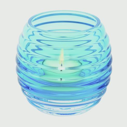 Beehive Votive Holder - Turquoise