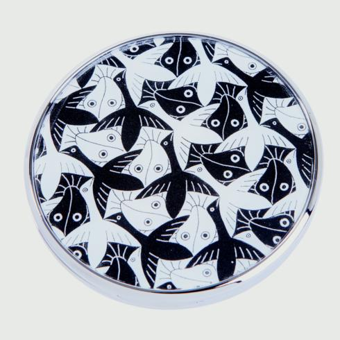 $30.00 Escher - Birds and Fish