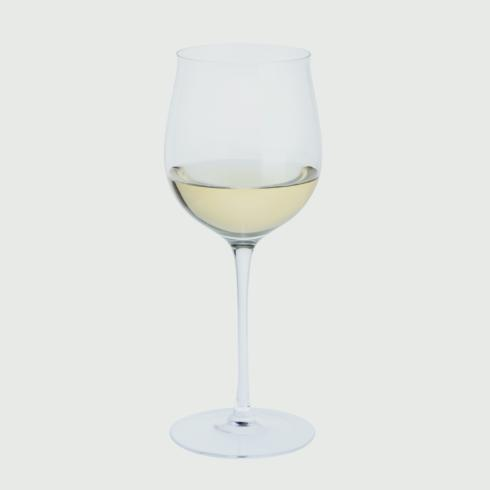 $35.00 Set of 4 White Wine Stems