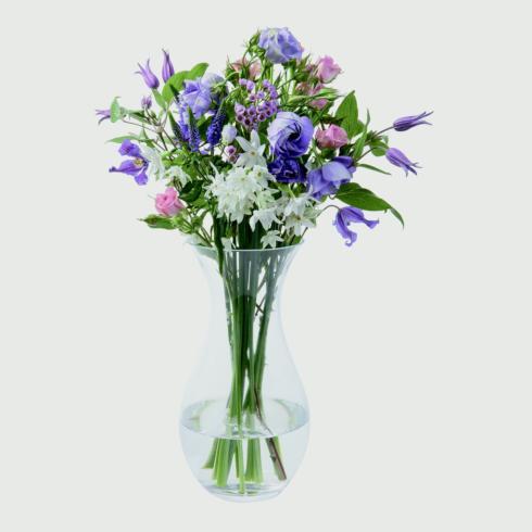 Dartington Crystal  Flower garden Foliage vase $40.00