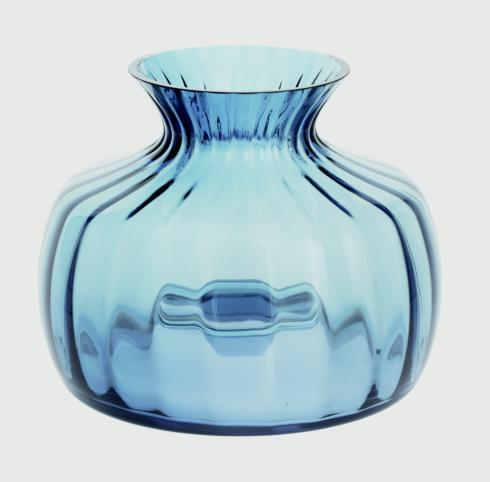 $45.00 Medium Vase - Ink BLue