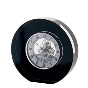 $200.00 Round Clock Black