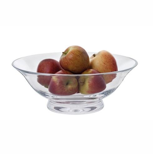 Dartington Crystal  English Country Collection Centerpiece Bowl $80.00