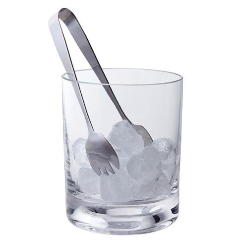 $50.00 Circle Ice Bucket w/Tongs