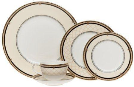 $85.00 Baroness 5pc Place setting