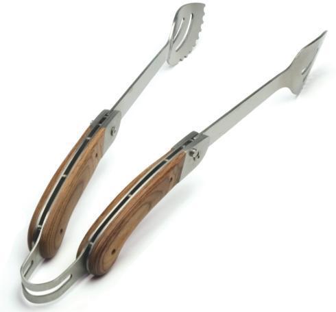 $29.25 Explorer Folding Handle Tongs