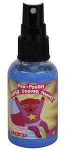 Super Dooper Pooper-Blue