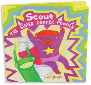 The Super Dooper Pooper Book