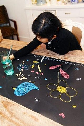 Chalk Table Runner