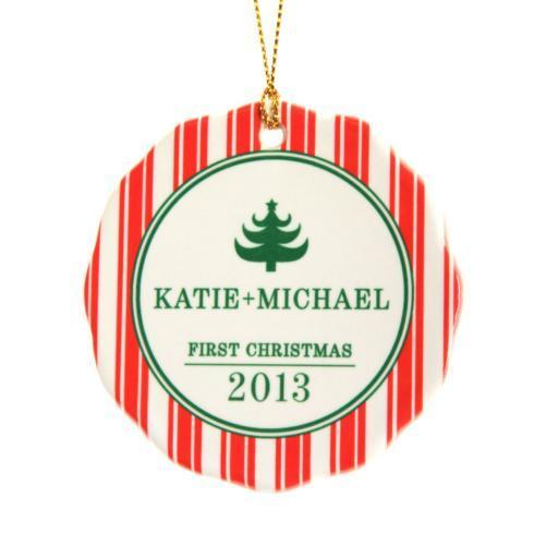 $16.00 Ornament-Red