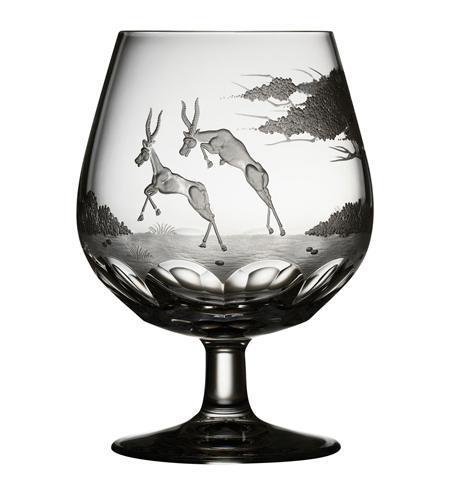 $250.00 Gazelle Brandy Snifter