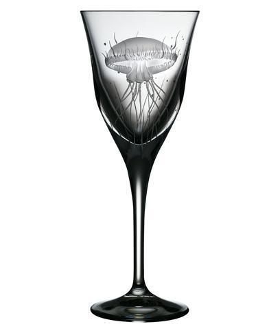 $125.00 Medusa Water Glass