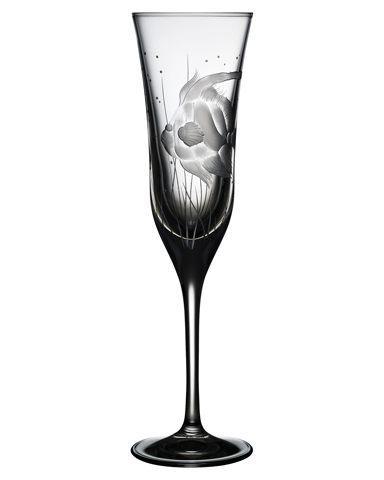 $125.00 Sailfish Champagne Flute