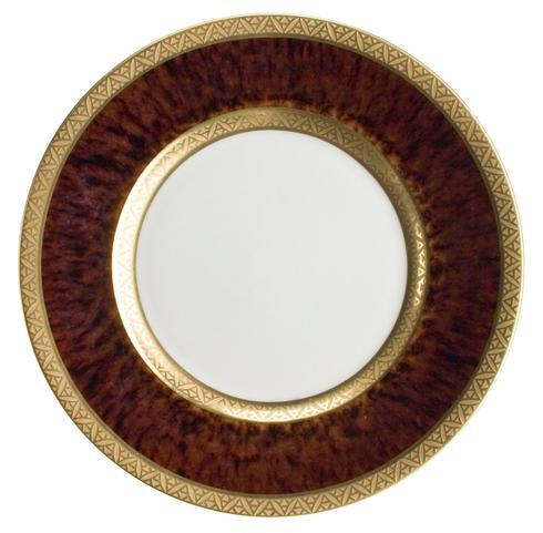 Tortoise Incrustation Gold Finition Bread & Butter Plate collection with 1 products