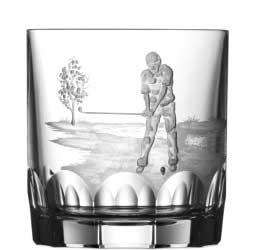 $250.00 Double Old Fashioned Glass
